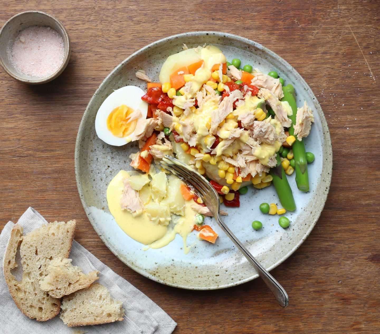 ensaladilla rusa by melbourne food blogger