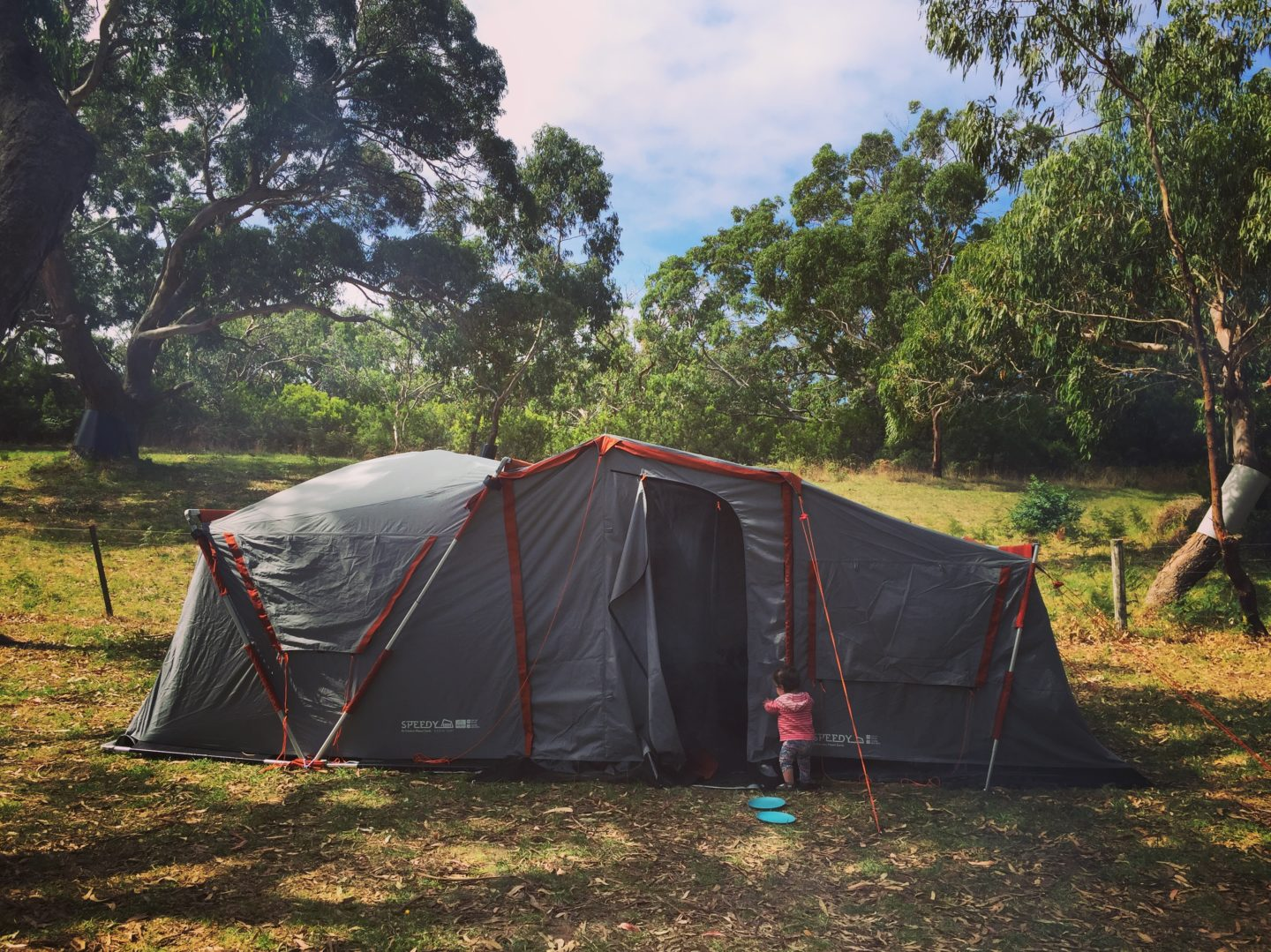 A weekend of camping (and some cooking ideas!)